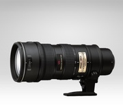 Объектив Nikon 70-200 mm f/2.8 G