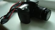 Canon EOS 60D kit 18-55  в идеальном состоянии