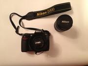 Nikon D300 + 2 объектива (35мм/70-210мм)