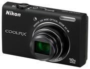 Продам Фотоаппарат Nikon Coolpix S6200