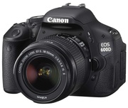 Продам Зеркальный фотоаппарат CANON EOS 600D EF-S kit 18-55