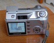 Цифровой фотоаппарат Olympus Camedia C-55