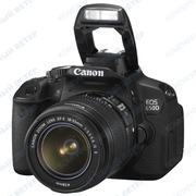 Продам фотоаппарат Canon EOS 650D