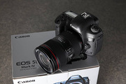 Canon eos 5D Mark IV с объективом 24-105 мм