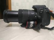 Фотокамера Canon EOS 77D Body черный + Объектив Canon EF-S 18-135mm
